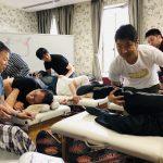 中枢に対するAKS治療®︎実技講習
